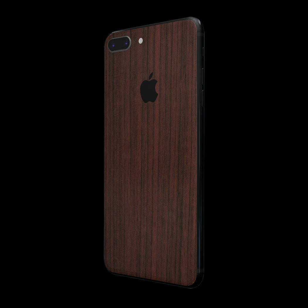 Padauk Wood Skin - iPhone  8 Plus