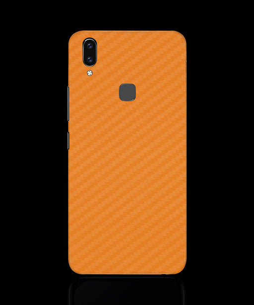Orange Carbon Fiber Skin - VIVO V9