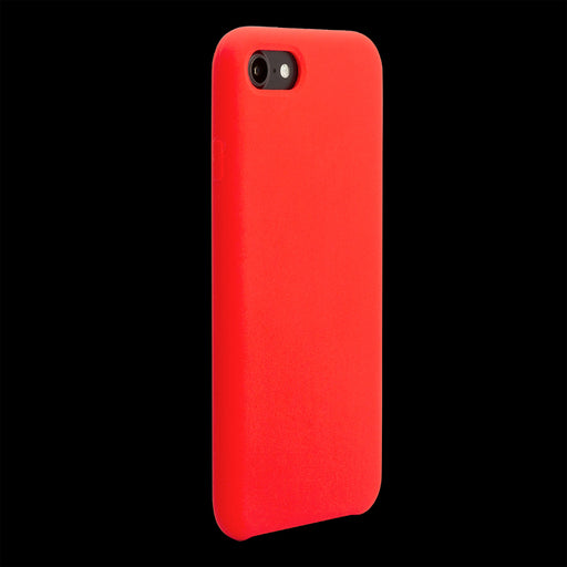 Red Silicon Case - iPhone 7