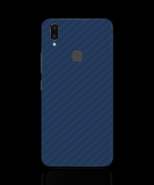 Blue Carbon Fiber Skin - VIVO V9