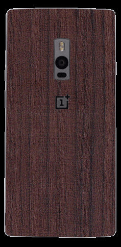 Padauk Wood Skin - One Plus 2