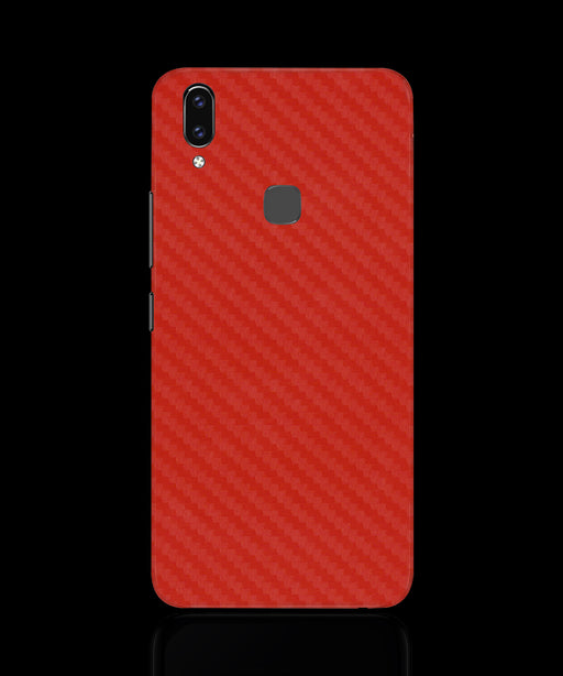 Red Carbon Fiber - VIVO V9