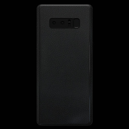 Black Leather Skin - Note 8