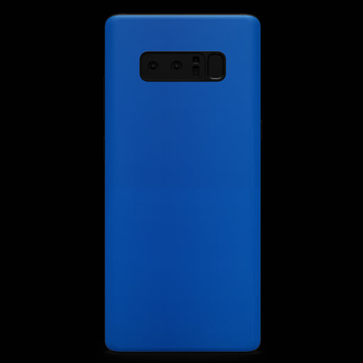 Blue Satin Skin - Note 8