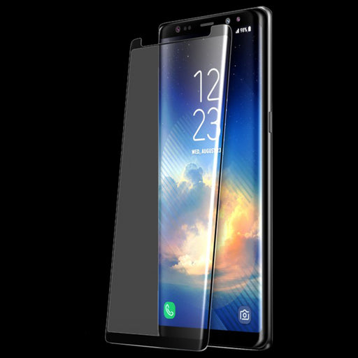3D Curved Tempered Glass for Note 8