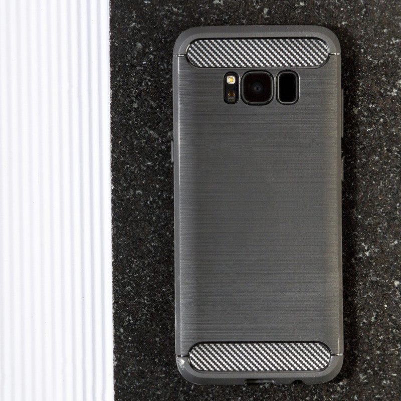 Soft Case for Galaxy S8| S8+ (Black)