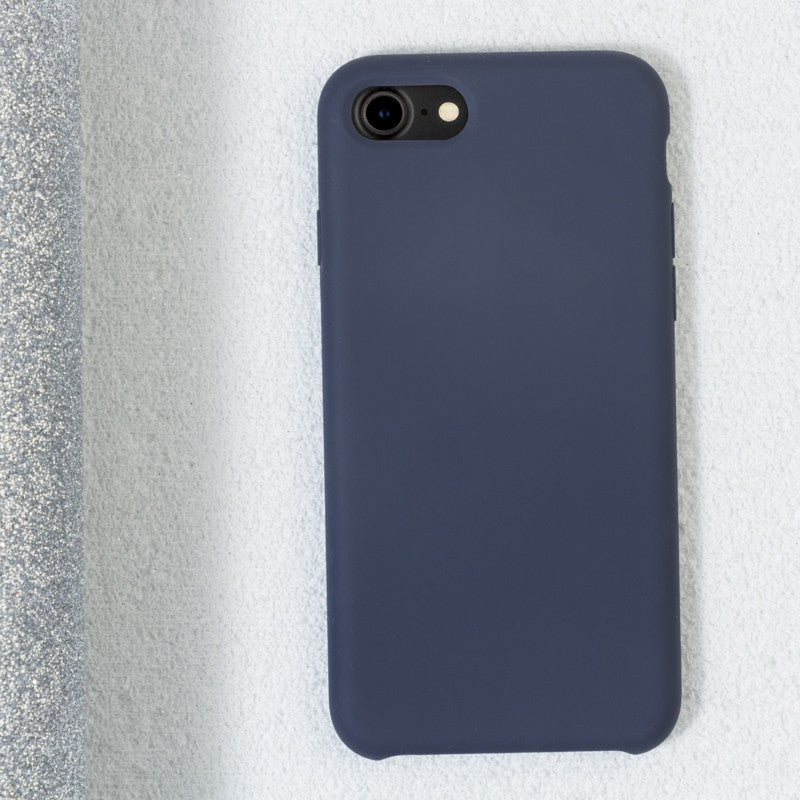 Navy Silicon Case - iPhone 7