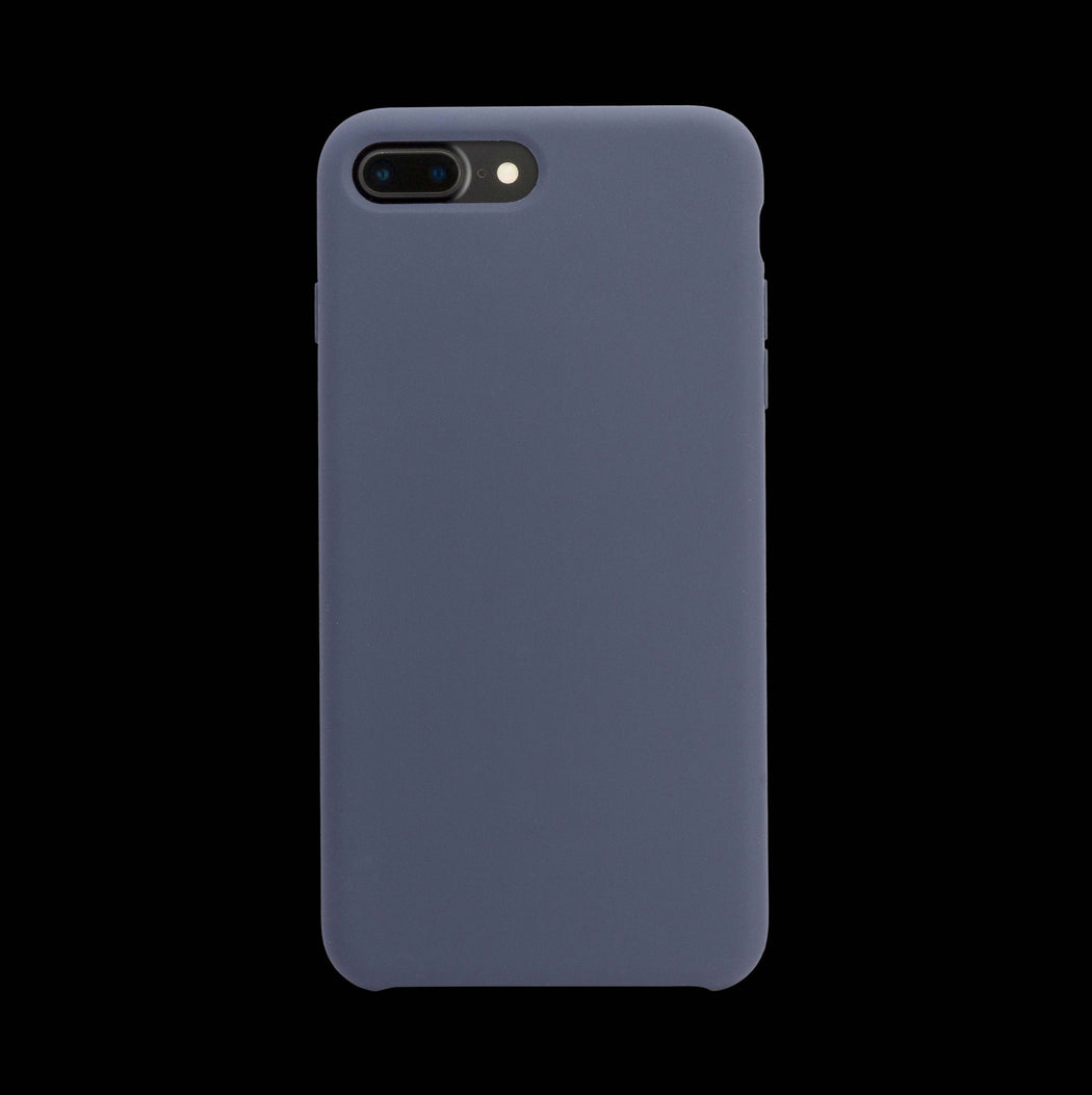 Navy Silicon Case - iPhone 8 Plus