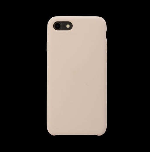 Pink Silicon Case - iPhone 8