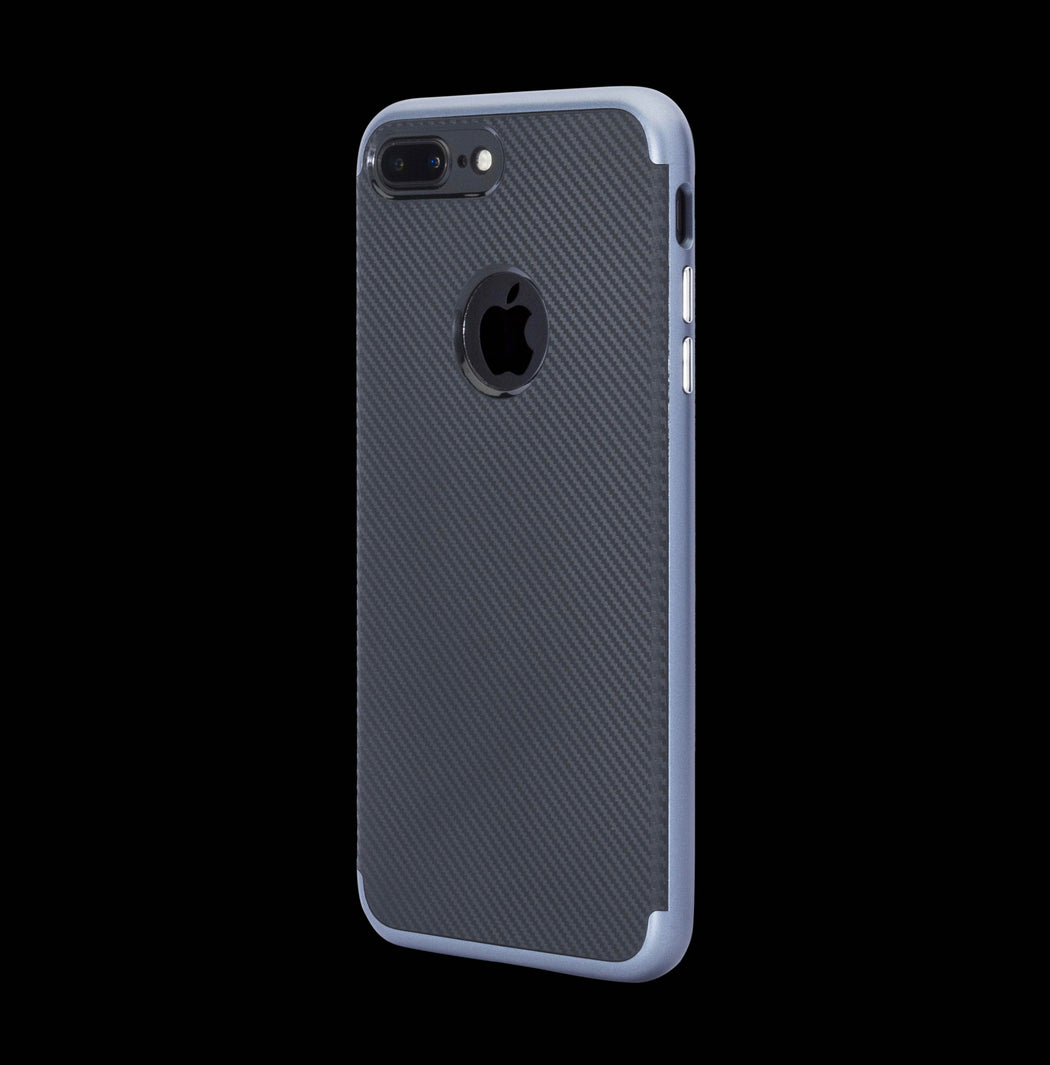 Blue Metal Bumper Case - iPhone 7 Plus