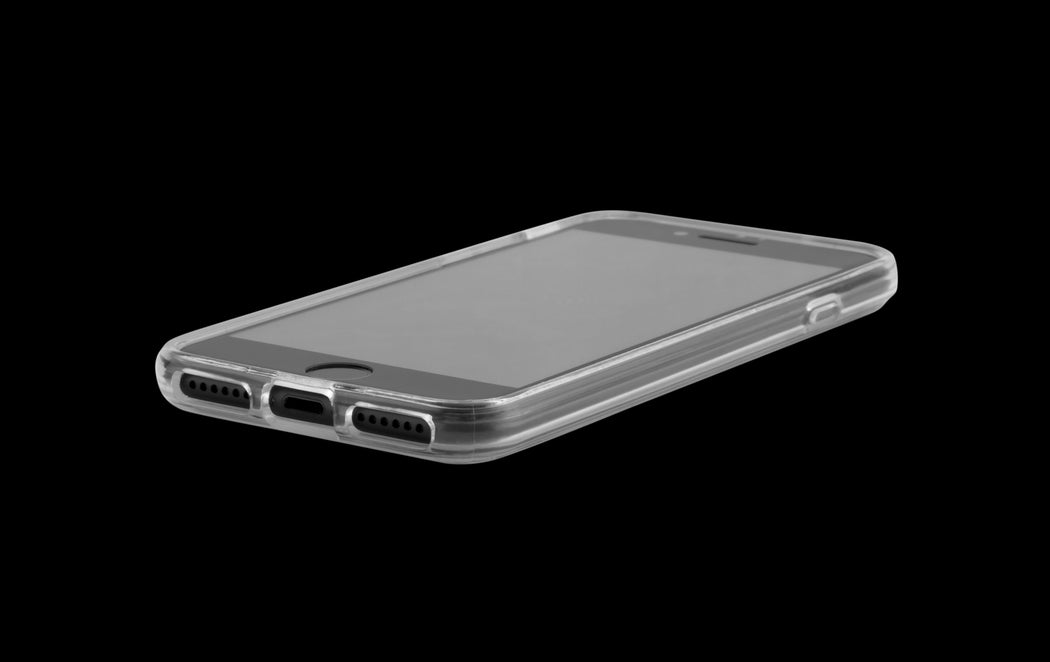 Shock-Proof Case - iPhone 8 (Clear)