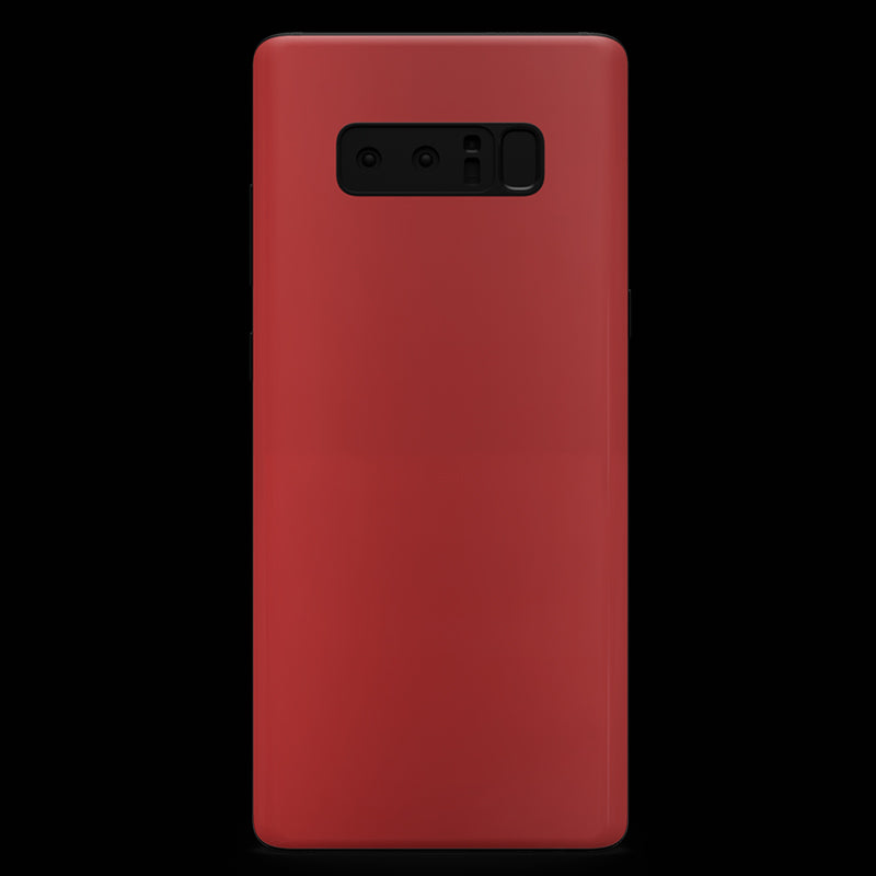 Red Satin Skin - Note 8