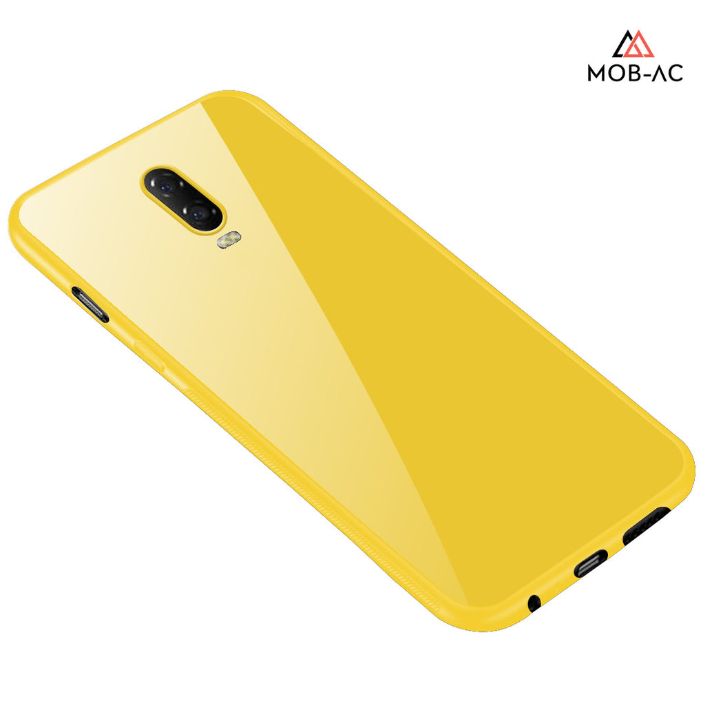 MOB-AC MIRROR FINISH CASE (SOFT CASE)- OnePlus 6T