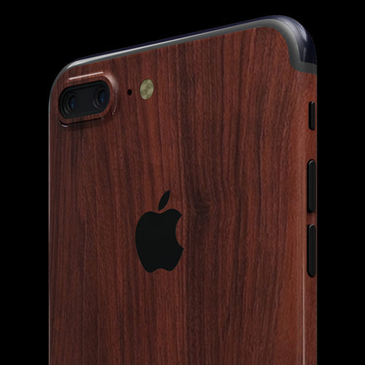 Padauk Wood Skin - iPhone  7 Plus