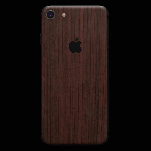 Padauk Wood Skin - iPhone 8