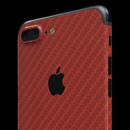 Red Carbon Fiber - iPhone 7 Plus