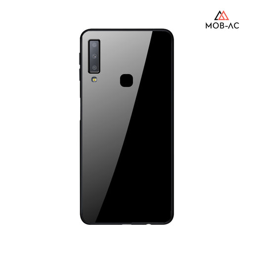 MOB-AC MIRROR FINISH CASE (SOFT CASE)- Samsung A9 (2018)
