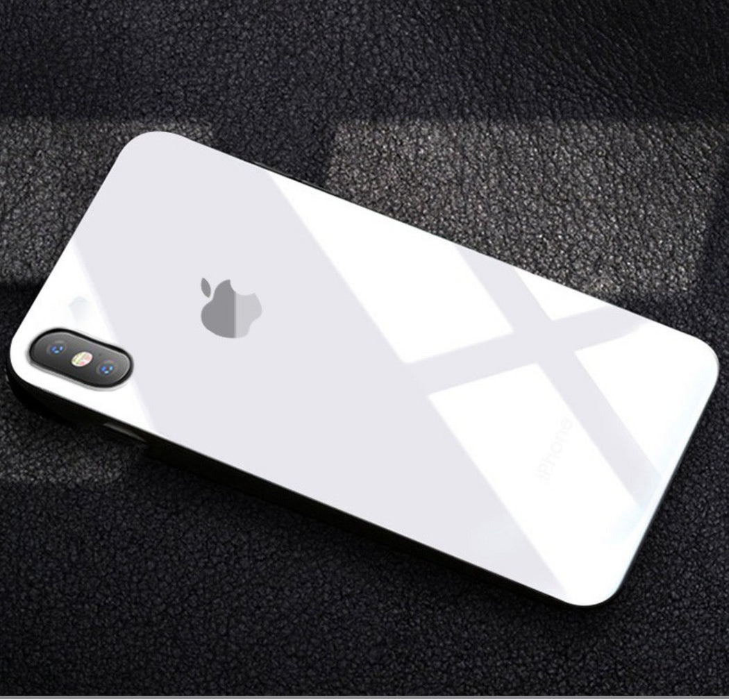 MOB-AC Glass Back Case- iPhone X