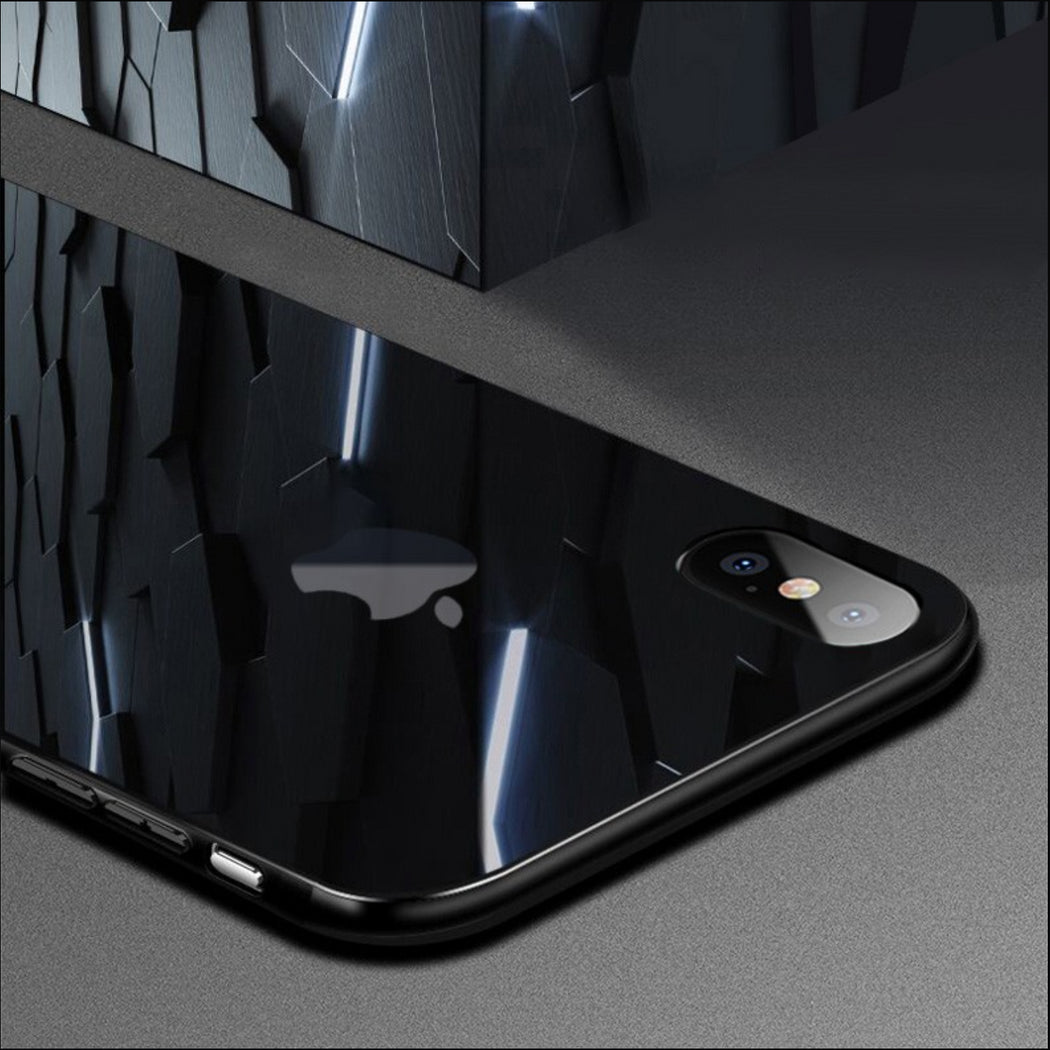 MOB-AC Glass Back Case- iPhone XR