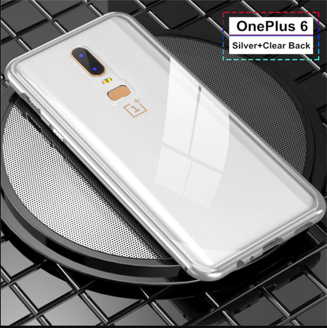 Magnetic Case - OnePlus 6