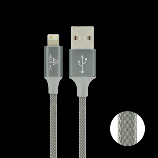 Braided Tough Cable - iPhone (Lightening to USB)