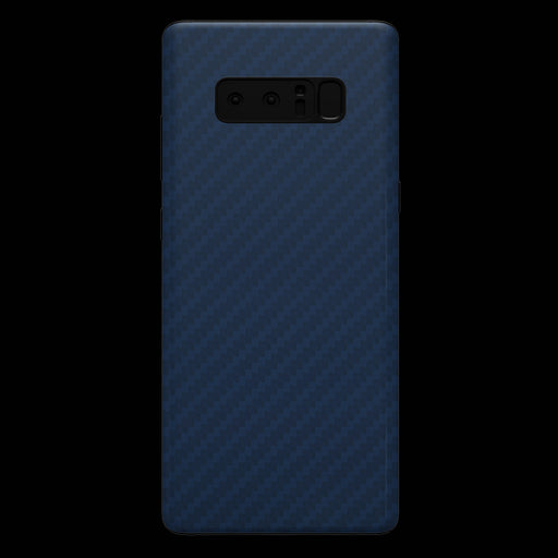 Blue Carbon Fiber Skin - Note 8