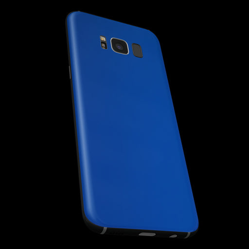Blue Satin Skin - Galaxy S8 | S8 Plus