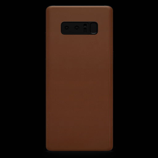 Brown Leather Skin - Note 8