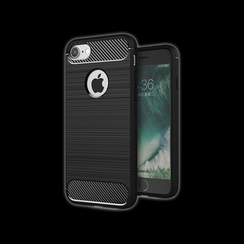 Soft Case for iPhone 7  (Black)