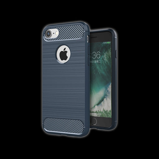 Soft Case for iPhone 7  (Navy)