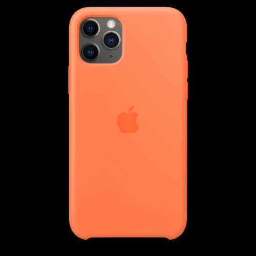 Peach Silicon Case - iPhone 11 Pro Max