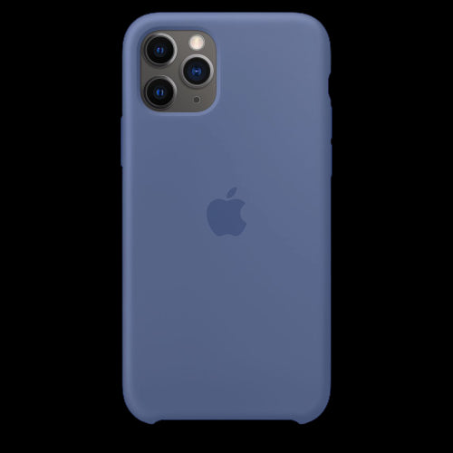 Midnight Blue Silicon Case - iPhone 11 Pro