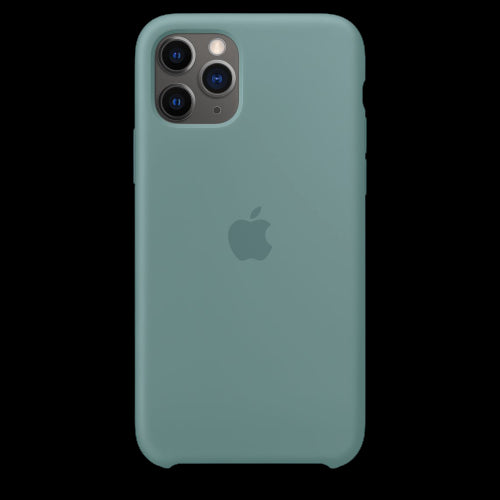 Garden Green Silicon Case - iPhone 11 Pro