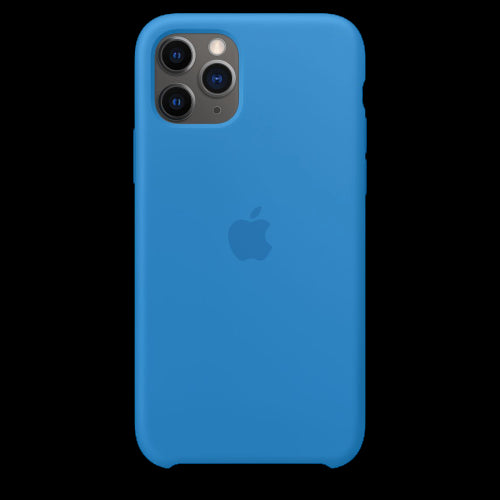 Ocean Blue Silicon Case - iPhone 11 Pro Max