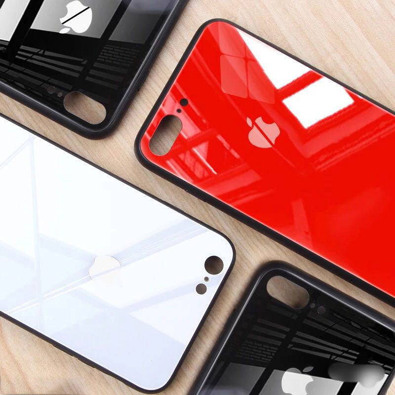 MOB-AC Glass Back Case- iPhone 7/8 Plus