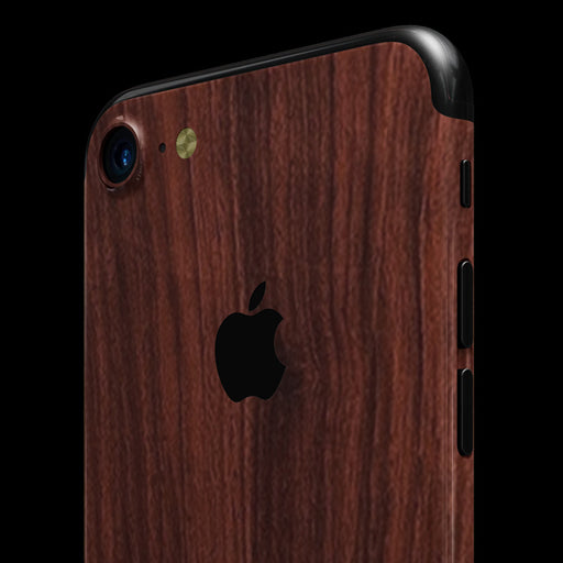 Padauk Wood Skin - iPhone 7