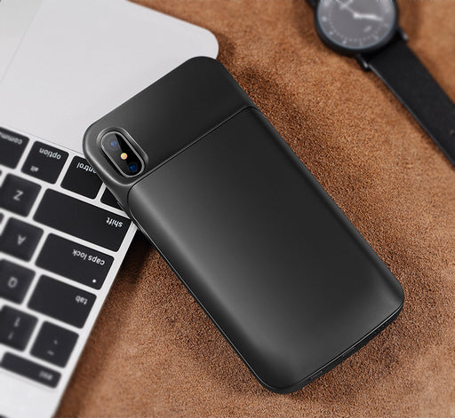 Power Bank Case- Rock for iPhone X