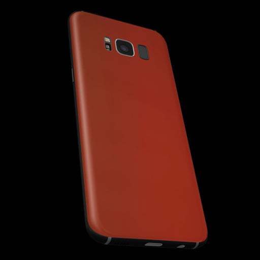 Red Satin Skin - Galaxy S8 | S8 Plus