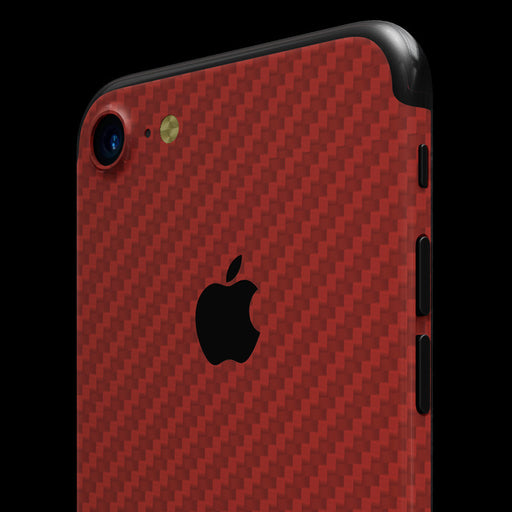 Red Carbon Fiber - iPhone 7