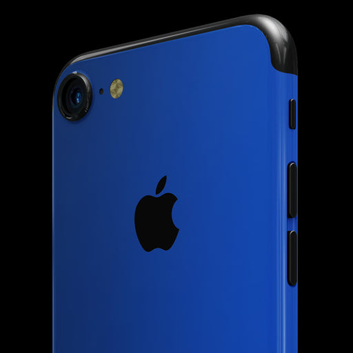 Blue Satin Skin - iPhone 7