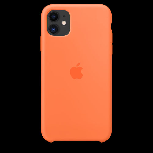 Peach Silicon Case - iPhone 11