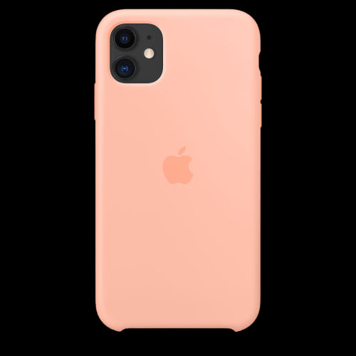 Pretty Pink Silicon Case - iPhone 11