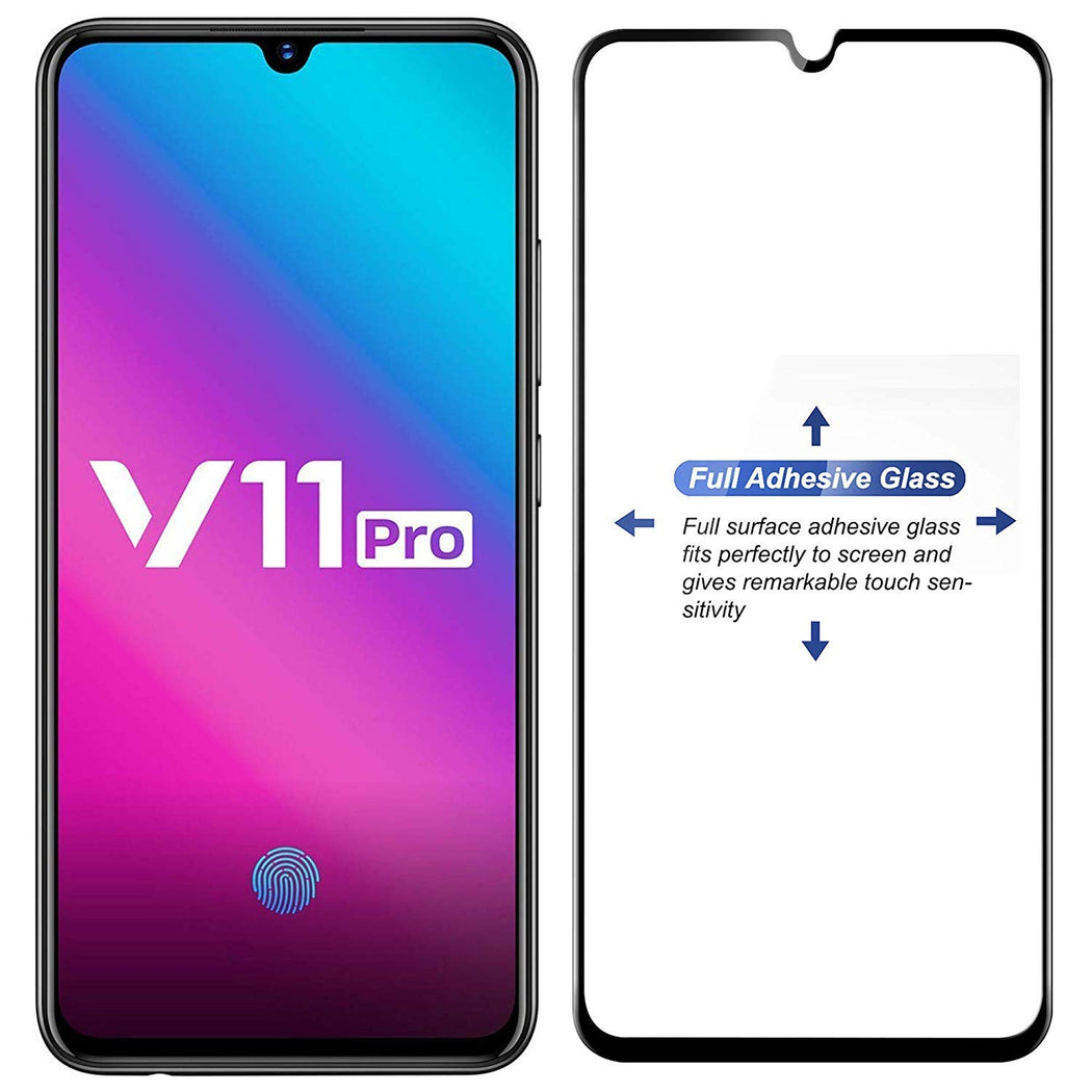 3D Curved Tempered Glass for Vivo V11 Pro