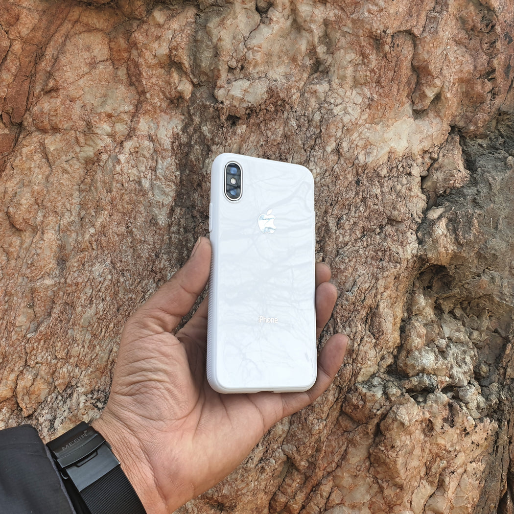 MOB-AC MIRROR FINISH CASE - IPHONE X/XS