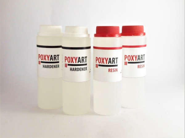 POXYART RESIN 1L KIT
