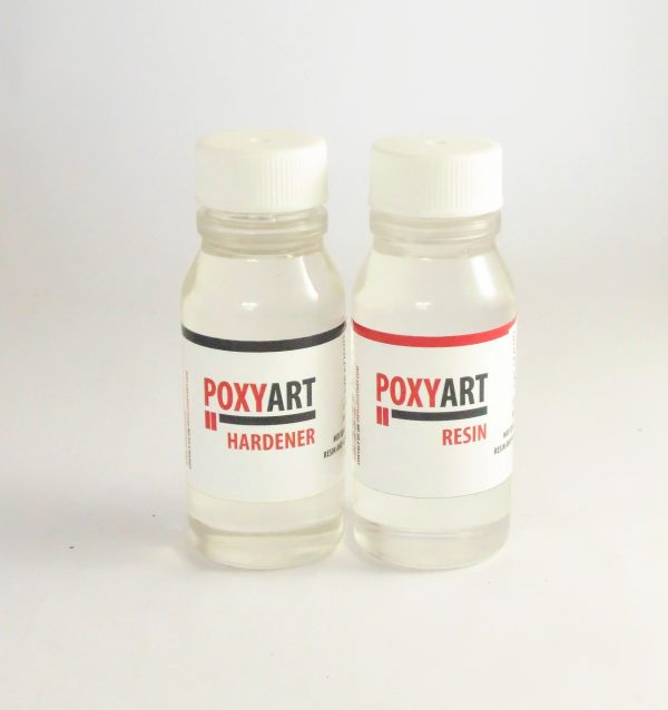POXYART RESIN 100ML KIT