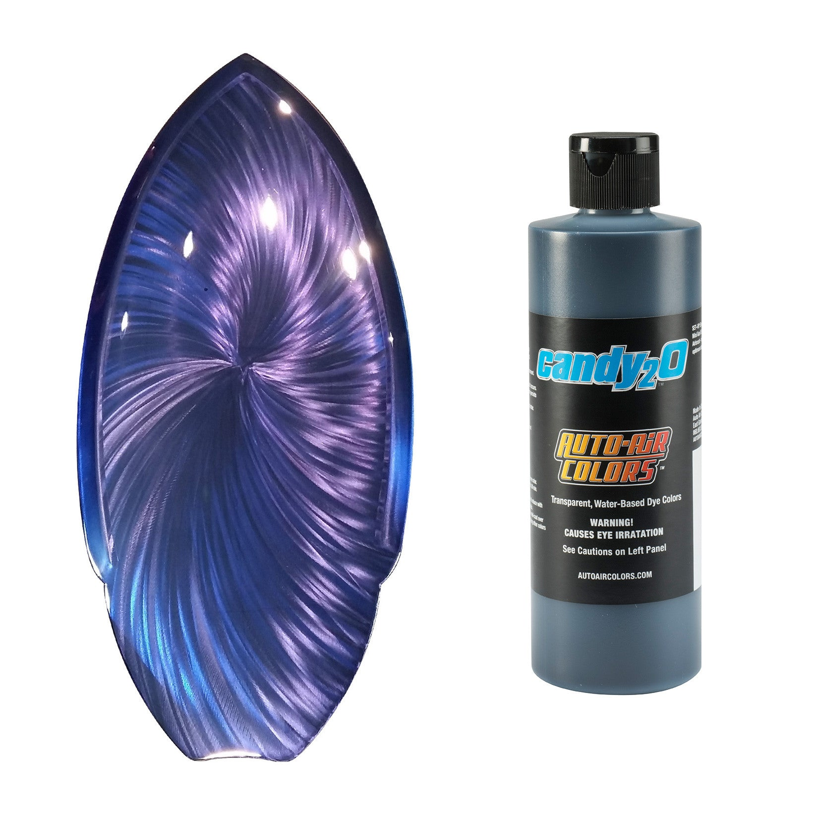 candy2o Midnight Blue - airbrushwarehouse