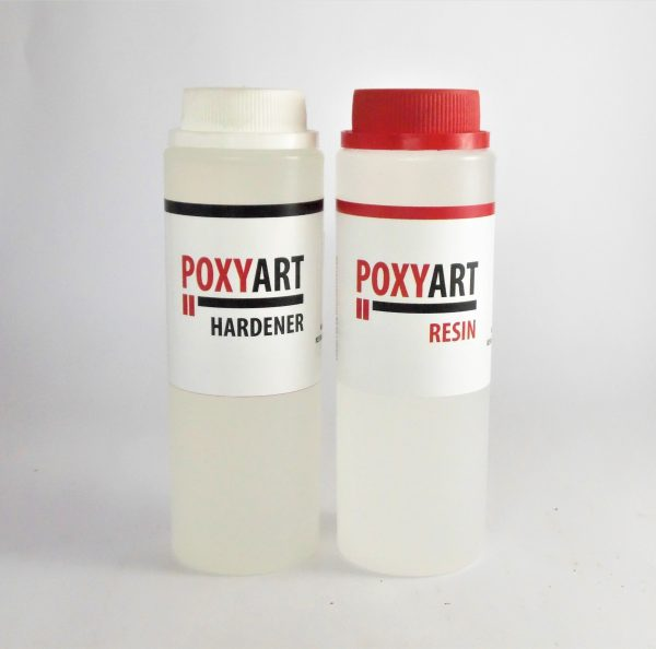 POXYART RESIN 500ML KIT