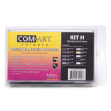 Com Art Colours Photo Gray Opaque/Transparent Kit H