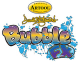 Artool Bubble FX Set Freehand Airbrush Template by Dennis Mathewson